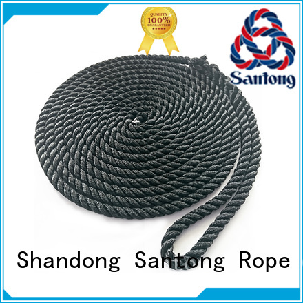 SanTong stretch mooring rope online for skiing