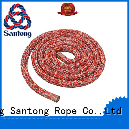 durable sailboat rope core design for boat