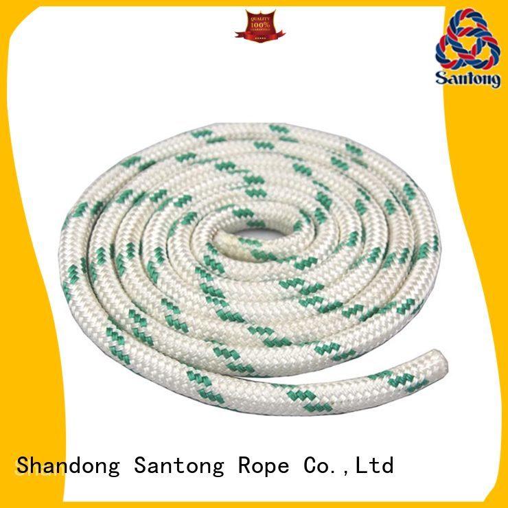 SanTong high strength sailboat rope design for sailboat