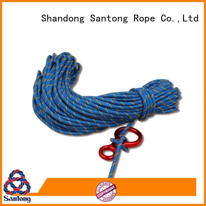 SanTong durable rope supply directly sale for climbing