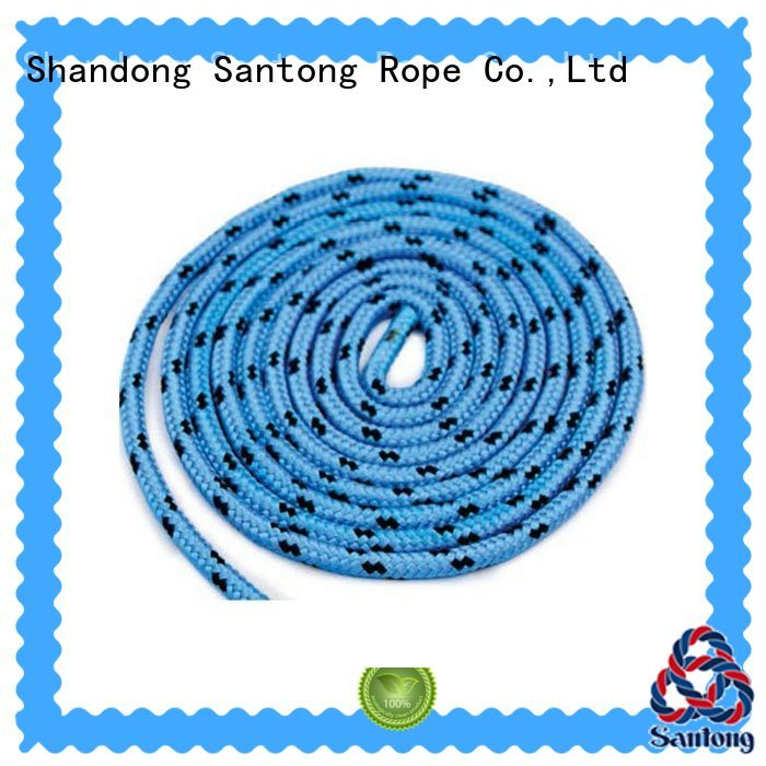 SanTong high strength nylon rope manufacturers polyester16 for boat