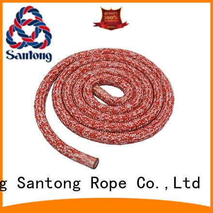 high strength braided nylon rope design for sailboat