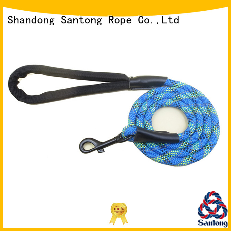SanTong sturdy dog training leash factory price for pet