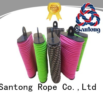 colorful rope for tent utility supplier for garden
