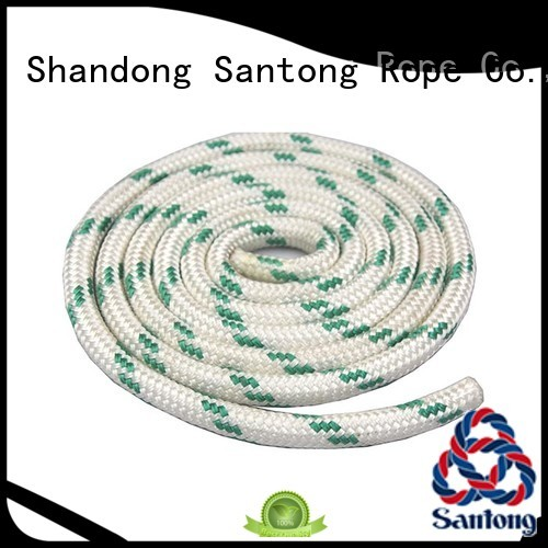 SanTong durable nylon rope manufacturers design for sailboat