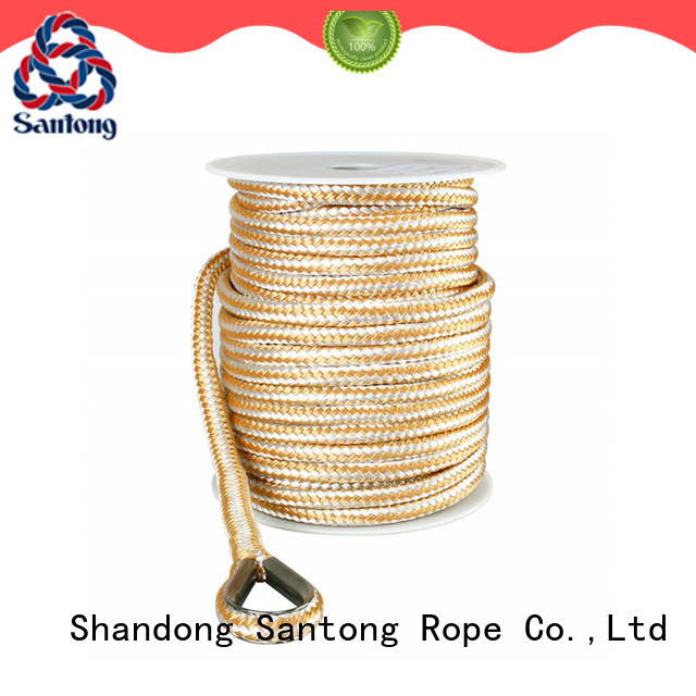 long lasting boat anchor rope twisted wholesale for gas