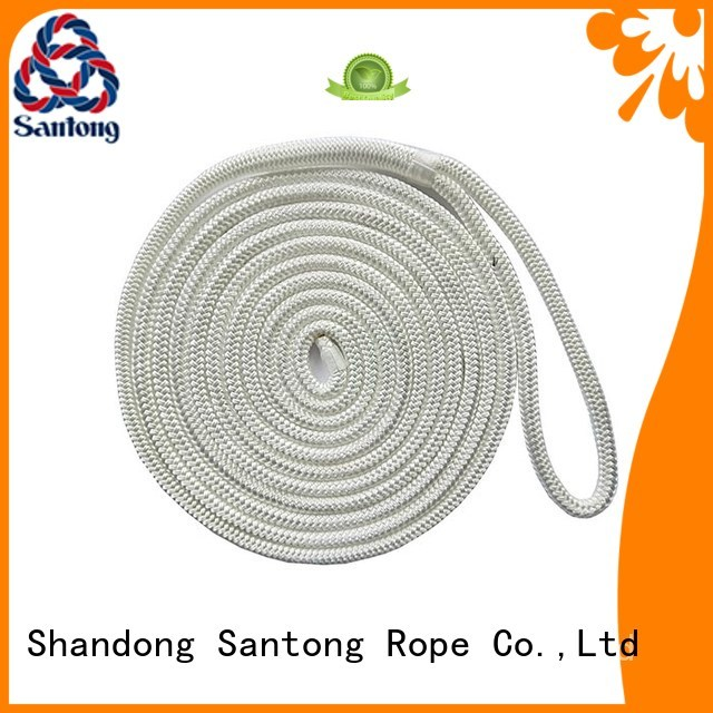 SanTong durable dock lines wholesale for wake boarding