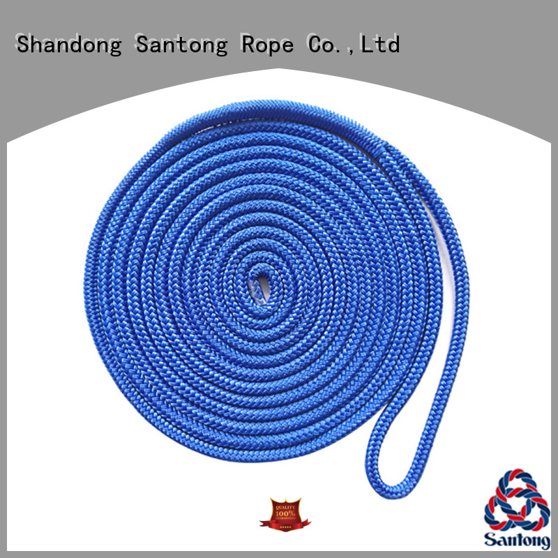 SanTong mooring lines factory price for tubing
