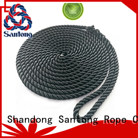 SanTong professional mooring lines supplier for tubing