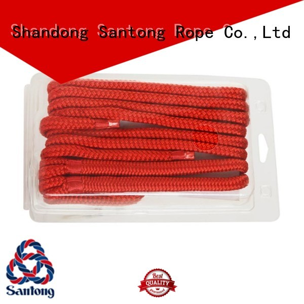 SanTong multifunction twisted rope with good price for pilings