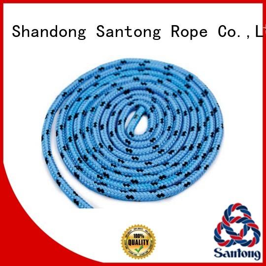 SanTong durable sailboat rope factory for boat