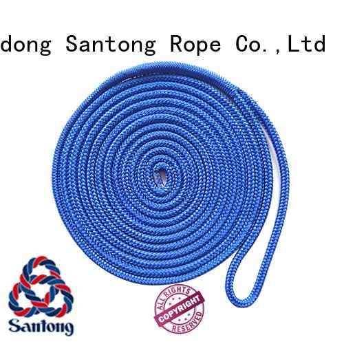 SanTong stronger mooring rope online for tubing