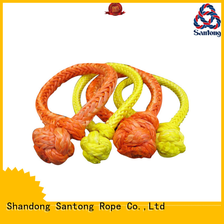 customized rope shackle shackle customized for car