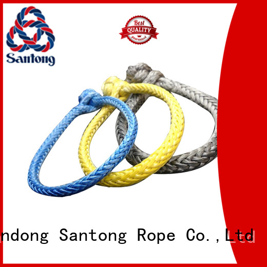SanTong customized shackle rope customized for vehicle