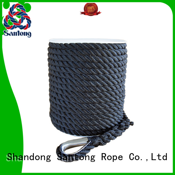 SanTong double anchor rope wholesale for oil