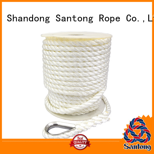 SanTong good quality braided rope supplier for oil