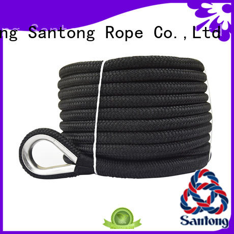 good quality boat anchor rope double factory price