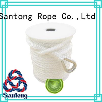 SanTong polypropylene anchor line marine at discount for oil
