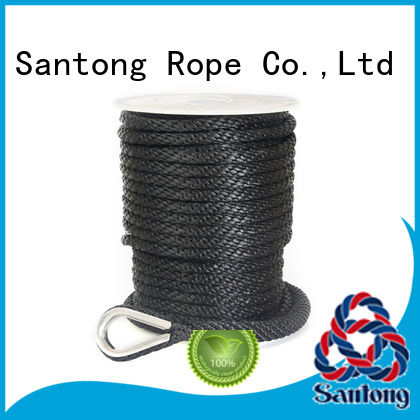 durable polyester rope factory price for oil