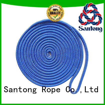 SanTong professional braided rope supplier for wake boarding