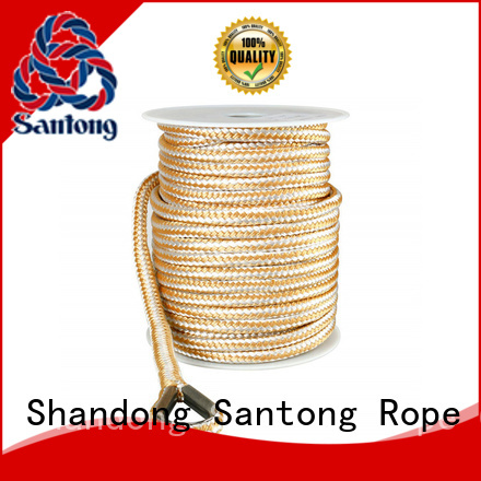SanTong good quality anchor rope for sale double