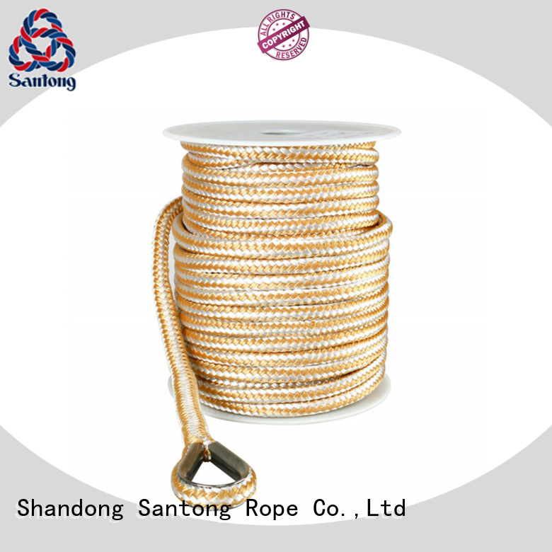 SanTong professional twisted rope at discount for saltwater