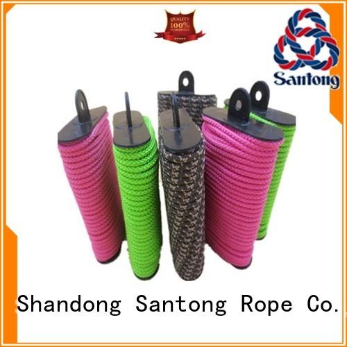 SanTong abrasion resistance rope for tent supplier for clothesline