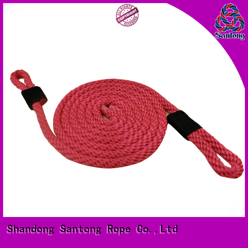 SanTong light braided rope inquire now for docks