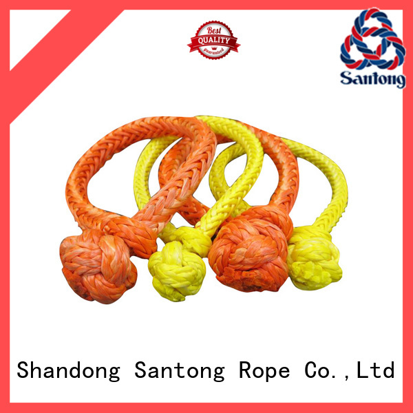 SanTong durable rope shackle from China for vehicle