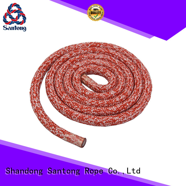 SanTong polyester16 ropes factory for sailboat