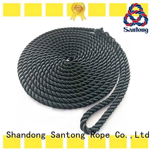 SanTong professional marine rope factory price for wake boarding