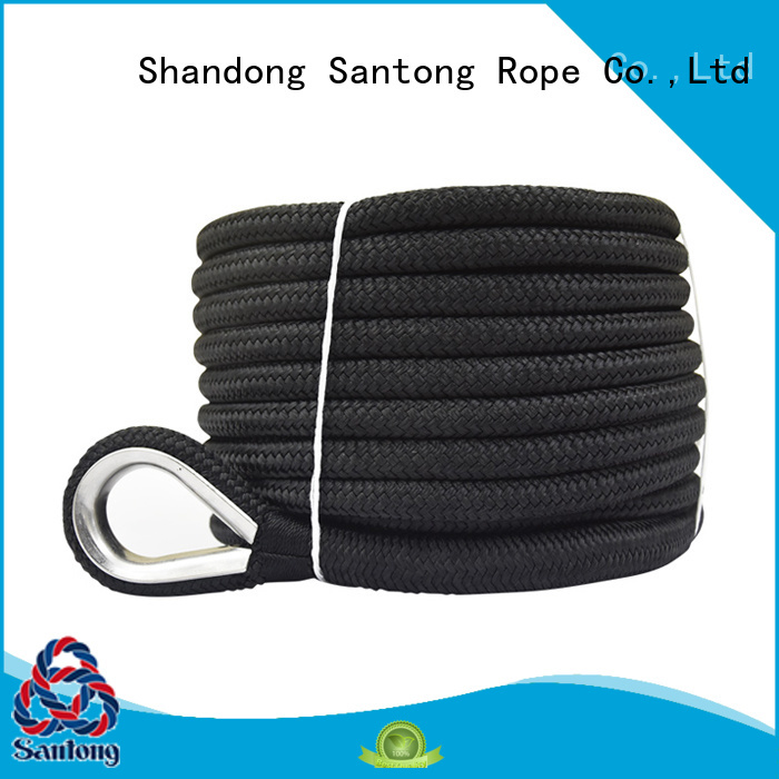 SanTong long lasting anchor rope and chain at discount