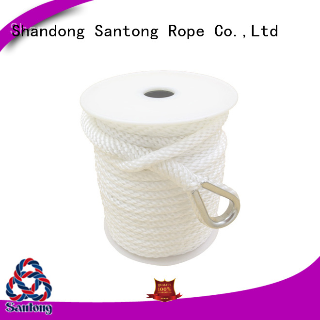 SanTong professional anchor rope material supplier for gas