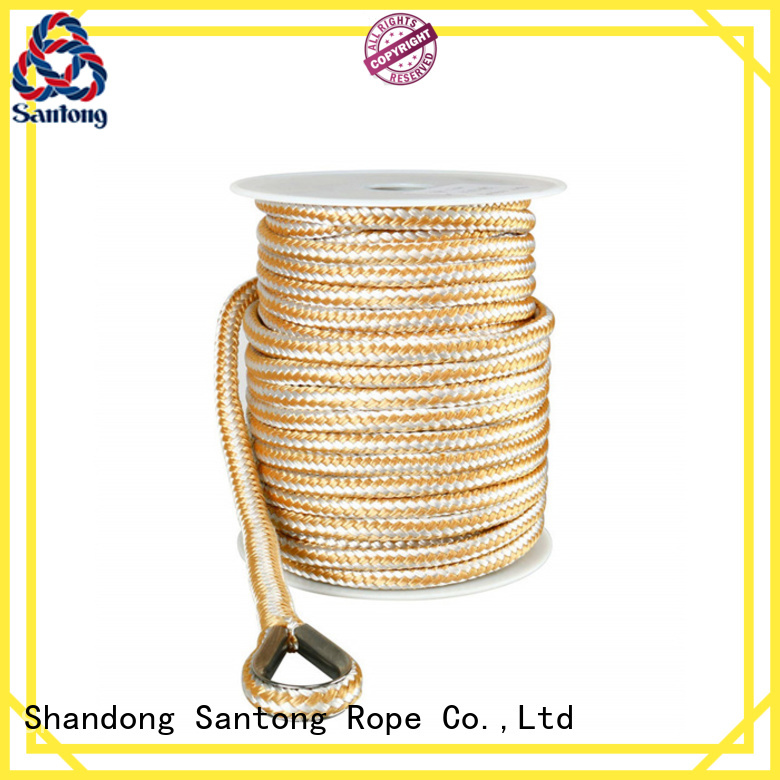 SanTong professional boat anchor rope factory price
