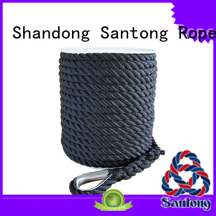 durable pp rope factory price for oil