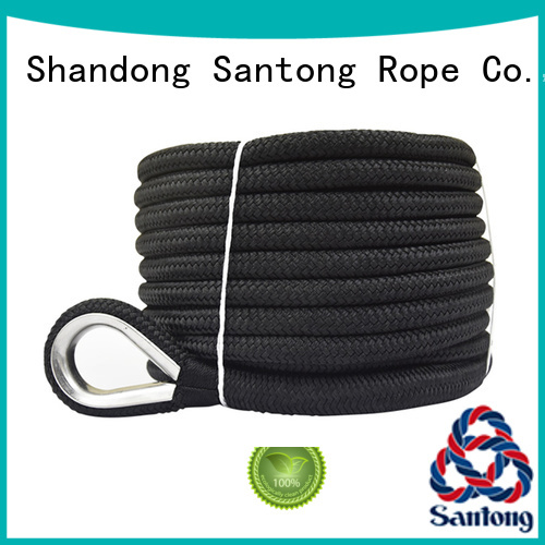 SanTong good quality anchor rope and chain wholesale for gas