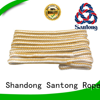 SanTong multipolypropylene twisted rope factory for prevent damage from jetties