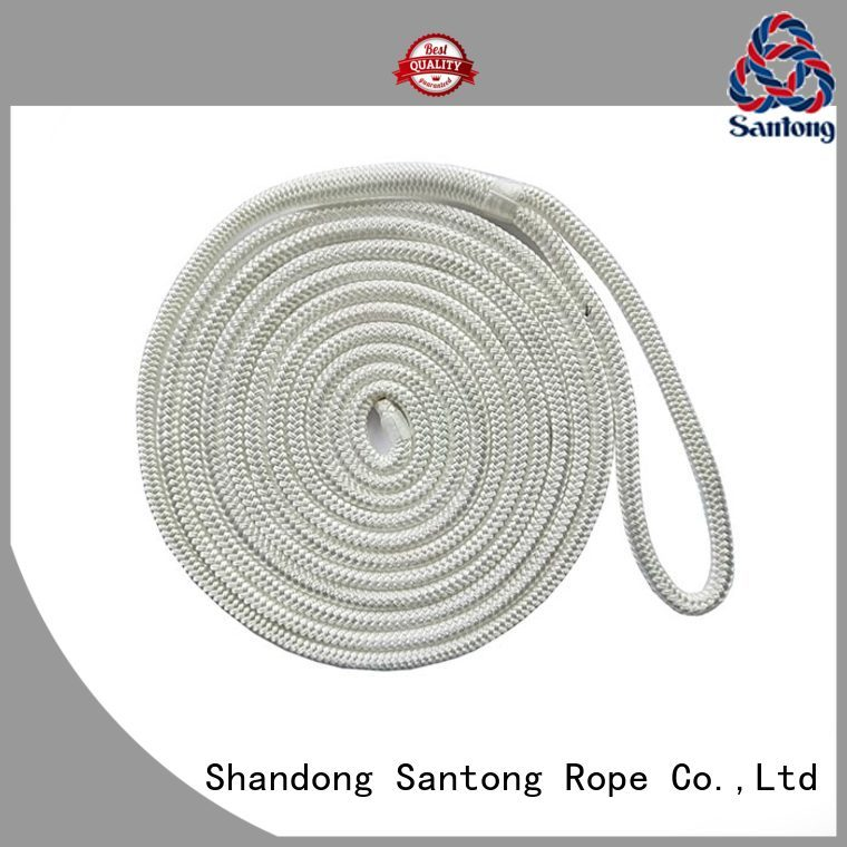 durable polyester rope white online for tubing