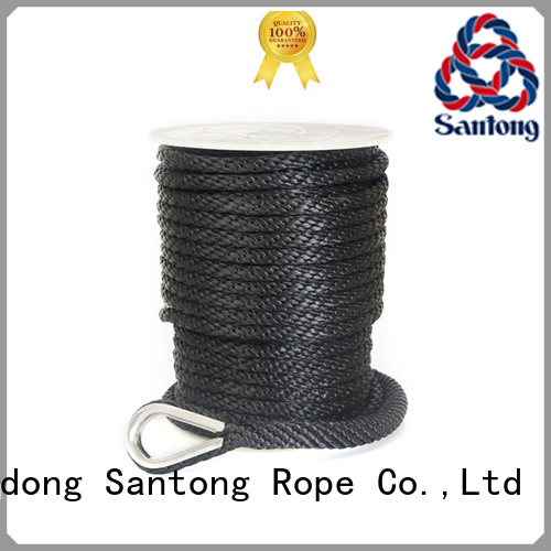 SanTong long lasting twisted rope wholesale for oil