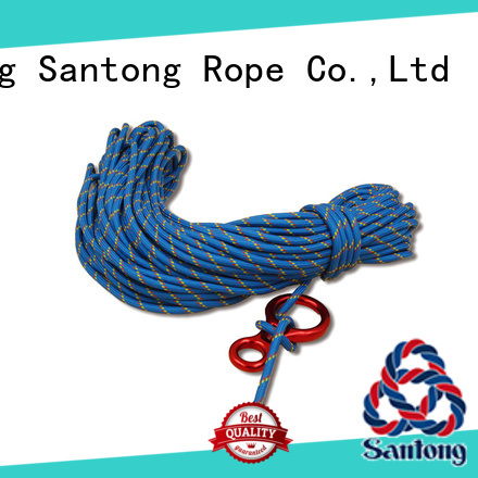 SanTong strong braided rope rope for climbing
