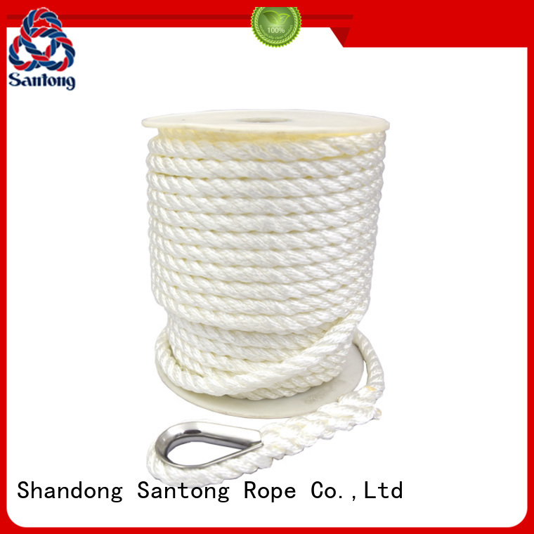 SanTong twisted rope supplier