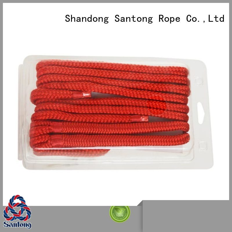 SanTong light twisted rope with good price for pilings