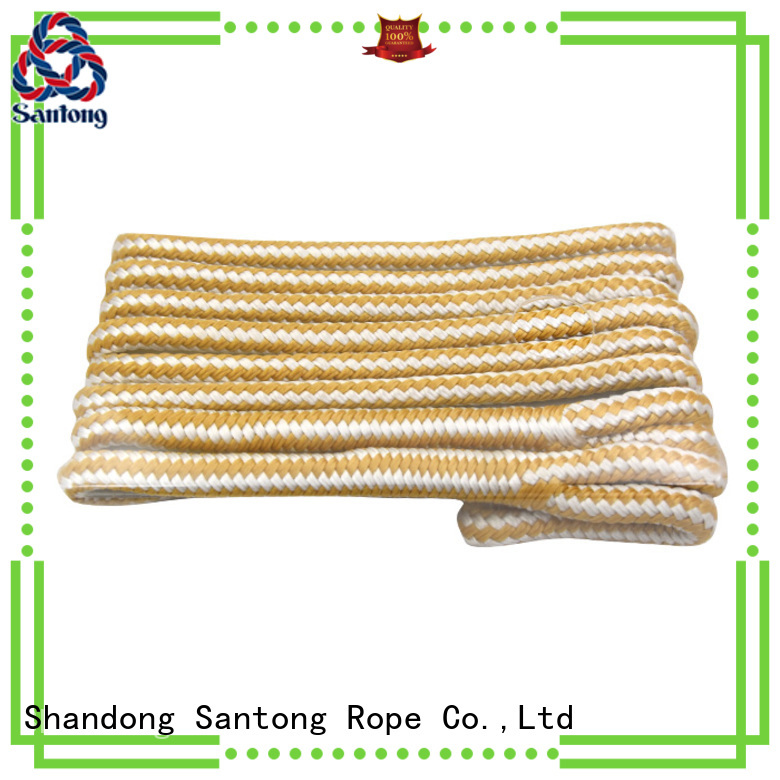 practical fender line braided design for pilings