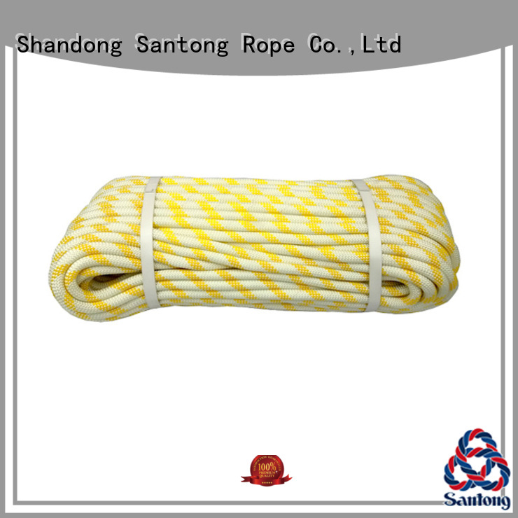 SanTong static climbing rope manufacturer for abseiling