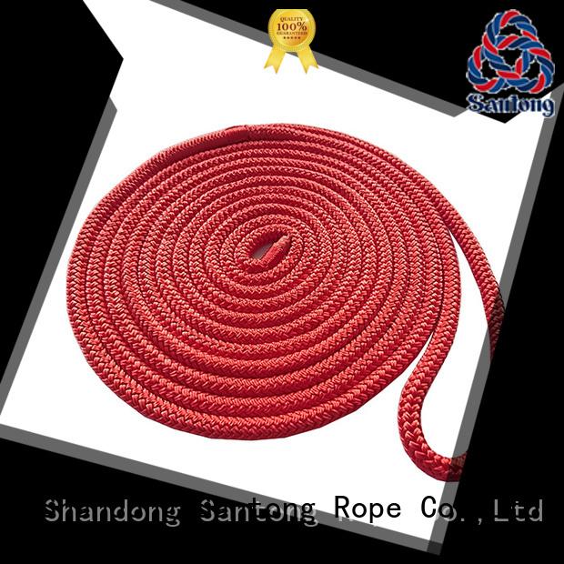 SanTong mooring rope factory price for wake boarding