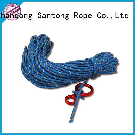 SanTong customized tree climbing rope wholesale for climbing