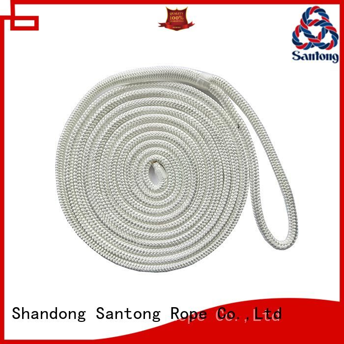 SanTong double mooring lines supplier for tubing