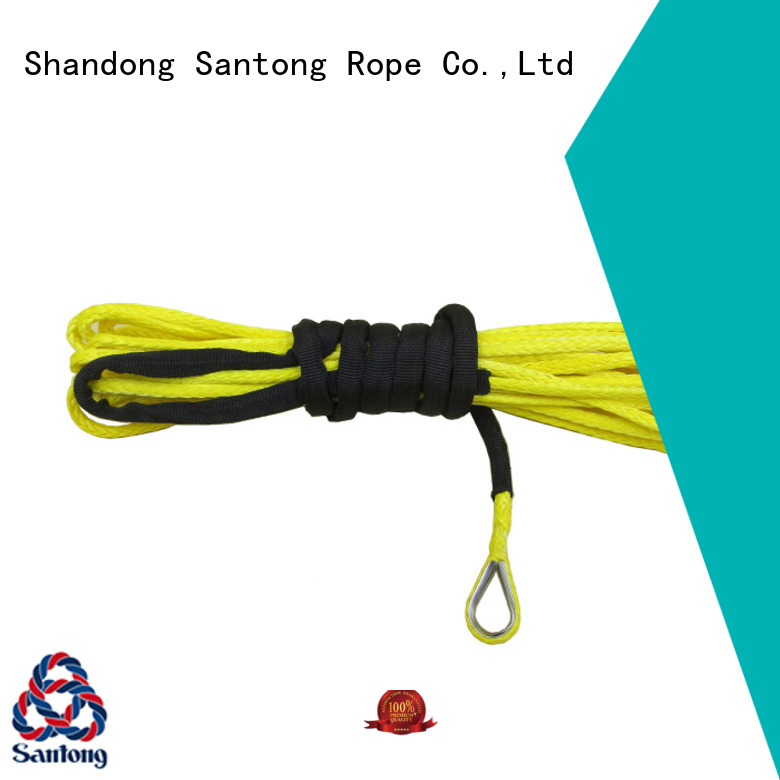 safety braided rope description directly sale for vehicle