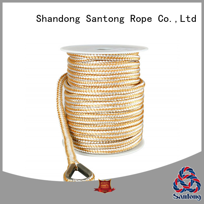 braid anchor rope size marine for gas SanTong