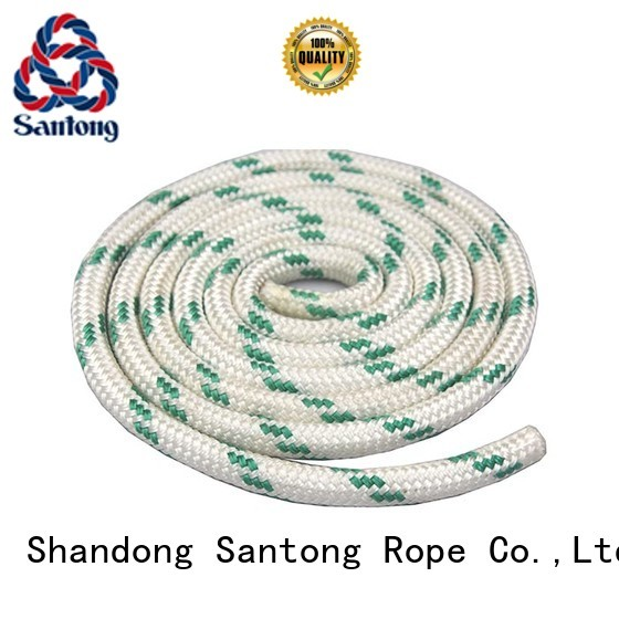 SanTong polyester16 braided nylon rope inquire now for sailing